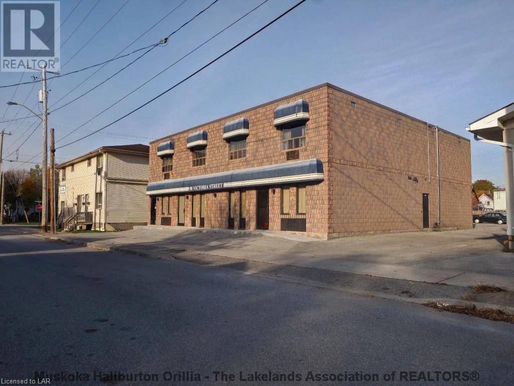 Commercial property for lease at 8 Victoria St Apartment 7 Orillia Ontario - MLS: 237614