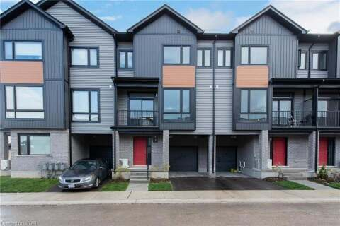 Townhouse for sale at 819 Kleinburg Dr Unit 7 London Ontario - MLS: 40031781