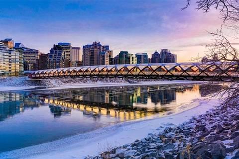 Condo for sale at 830 Memorial Dr Northwest Unit 7 Calgary Alberta - MLS: C4278983