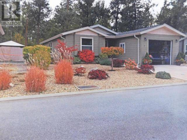 House for sale at 8300 Frontage Rd Unit 7 Oliver British Columbia - MLS: 182140