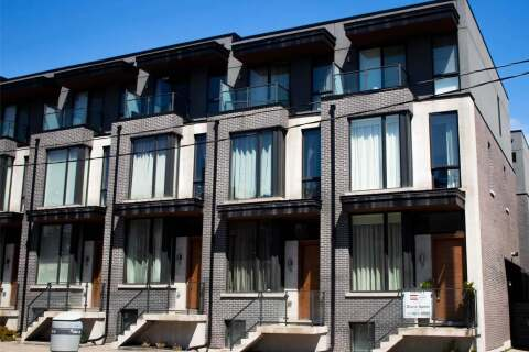 Townhouse for sale at 837 Broadview Ave Unit 7 Toronto Ontario - MLS: E4770249