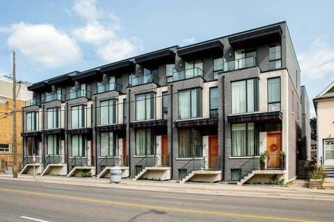 Townhouse for sale at 837 Broadview Ave Unit 7 Toronto Ontario - MLS: E4929621