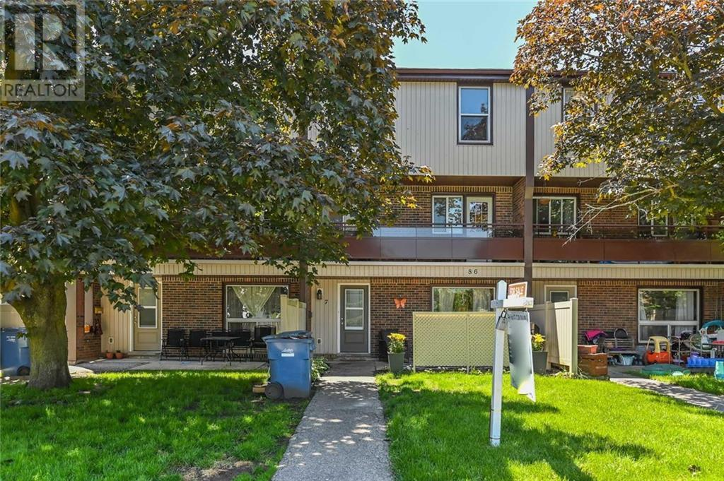 Removed: 7 - 86 Burns Drive, Guelph, ON - Removed on 2019-11-23 04:33:04