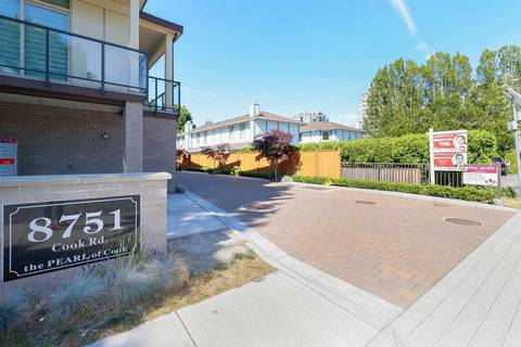 Townhouse for sale at 8751 Cook Rd Unit 7 Richmond British Columbia - MLS: R2379220