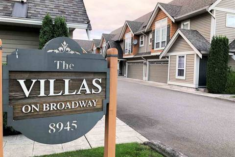 Townhouse for sale at 8945 Broadway St Unit 7 Chilliwack British Columbia - MLS: R2419972