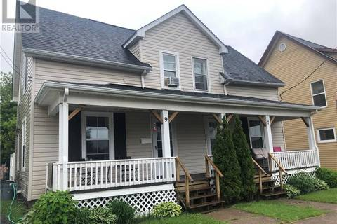 Townhouse for sale at 7 Godfrey Ln Moncton New Brunswick - MLS: M123917