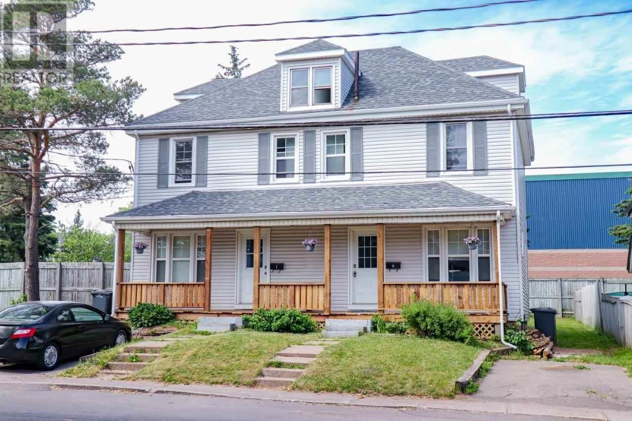 Townhouse for sale at 9 Park St Unit 7 Charlottetown Prince Edward Island - MLS: 202011523