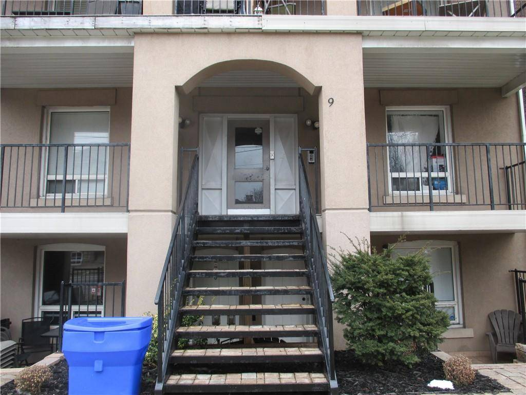 Condo for sale at 9 Sherman Ave S Unit 7 Hamilton Ontario - MLS: H4071151