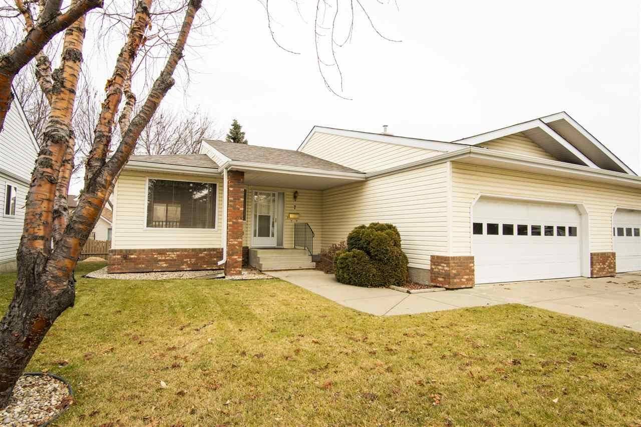 Townhouse for sale at 903 109 St Nw Unit 7 Edmonton Alberta - MLS: E4179286