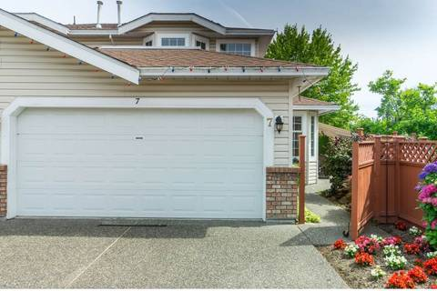 Townhouse for sale at 9163 Fleetwood Wy Unit 7 Surrey British Columbia - MLS: R2387246