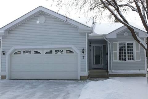 Townhouse for sale at 9704 165 St Nw Unit 7 Edmonton Alberta - MLS: E4179697