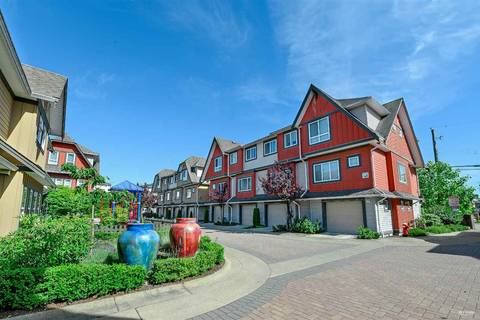 Townhouse for sale at 9751 Ferndale Rd Unit 7 Richmond British Columbia - MLS: R2409915