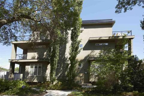 Townhouse for sale at 9856 83 Ave Nw Unit 7 Edmonton Alberta - MLS: E4146814