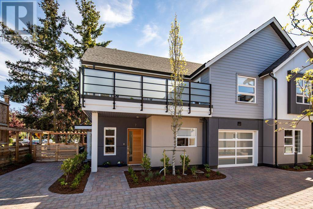 Townhouse for sale at 9889 Seventh St Unit 7 Sidney British Columbia - MLS: 412709