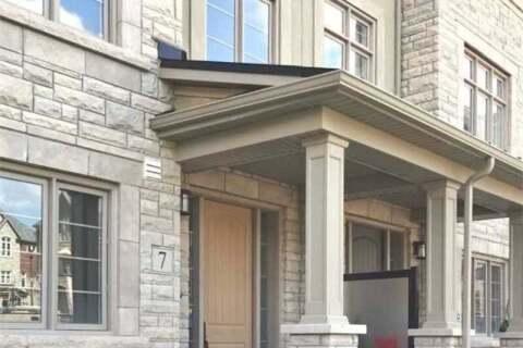 Townhouse for sale at 7 Ackerman Ln Markham Ontario - MLS: N4878732