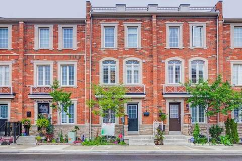 Townhouse for sale at 7 Adam Oates Hts Toronto Ontario - MLS: W4577302