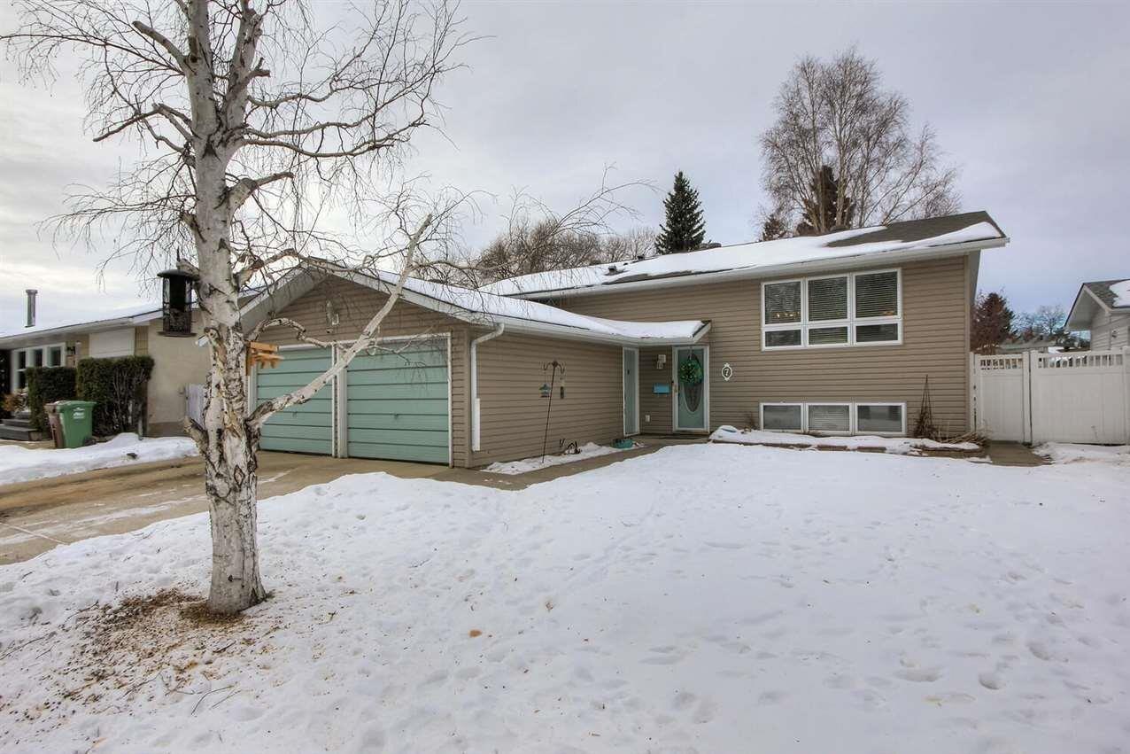 House for sale at 7 Addison Cr St. Albert Alberta - MLS: E4224364