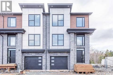 Townhouse for sale at 7 Alamir Ct Halifax Nova Scotia - MLS: 201910441