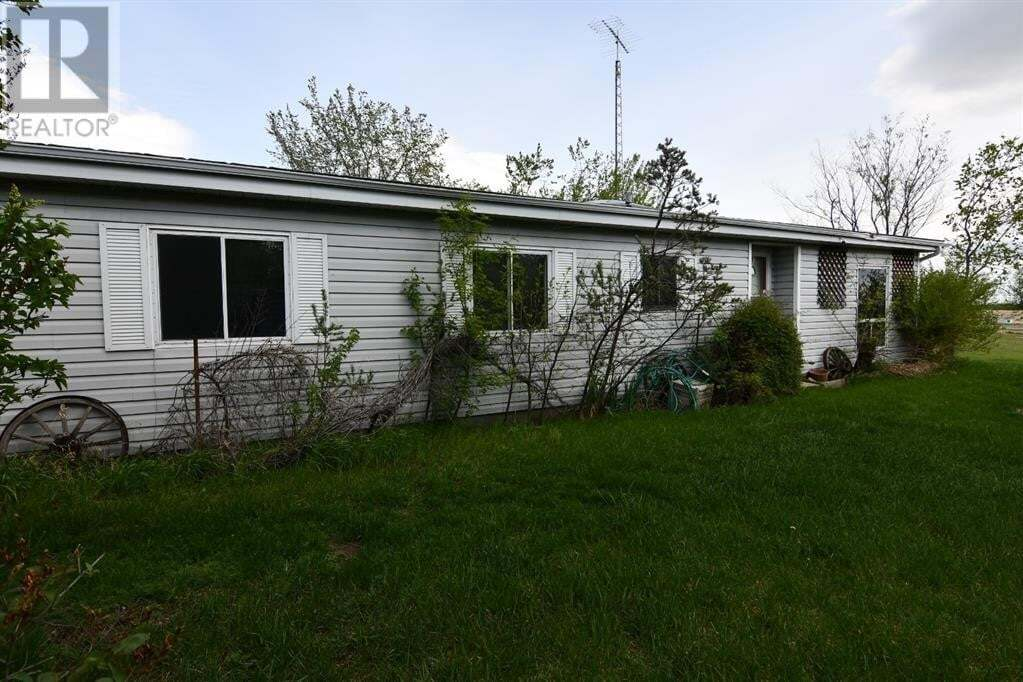 House for sale at 7 Alberta Ave Rural Paintearth No. 18, County Of Alberta - MLS: CA0191486