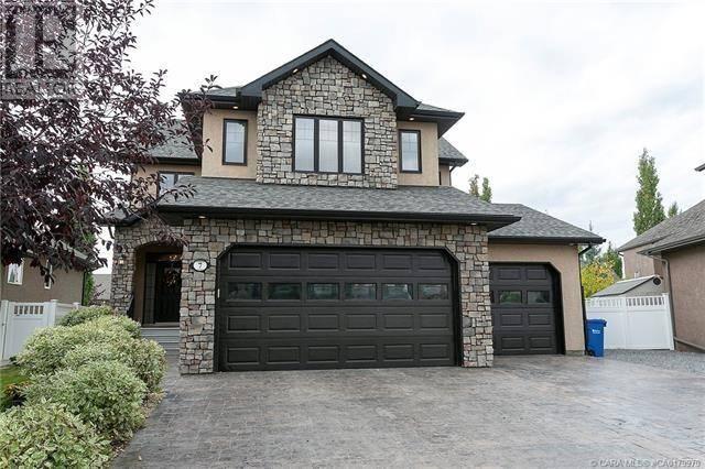 House for sale at 7 Aldrich Cs Red Deer Alberta - MLS: ca0188131