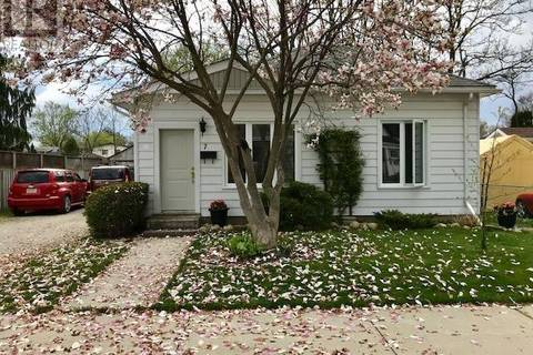 House for sale at 7 Alfred St London Ontario - MLS: 196657