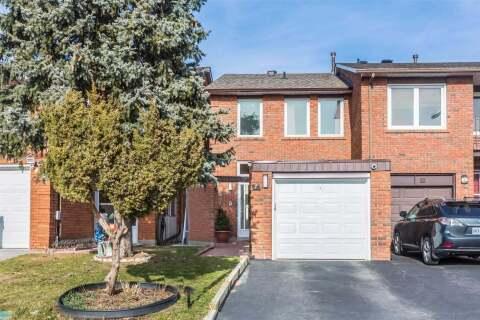 Townhouse for sale at 7 Ambercroft Blvd Toronto Ontario - MLS: E4866773
