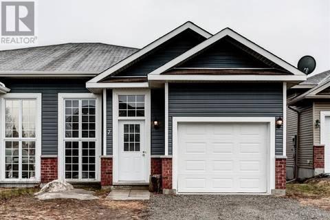 House for sale at 7 Applewood Ct Sudbury Ontario - MLS: 2073953