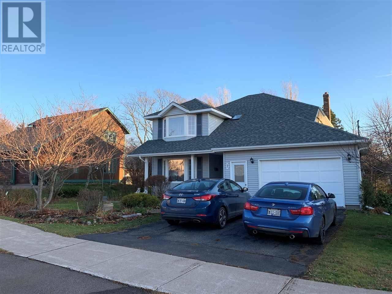 House for sale at 7 Ash Dr Sherwood Prince Edward Island - MLS: 201926698