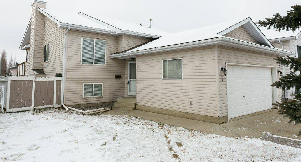 House for sale at 7 Aspenglen Pl Spruce Grove Alberta - MLS: E4180932