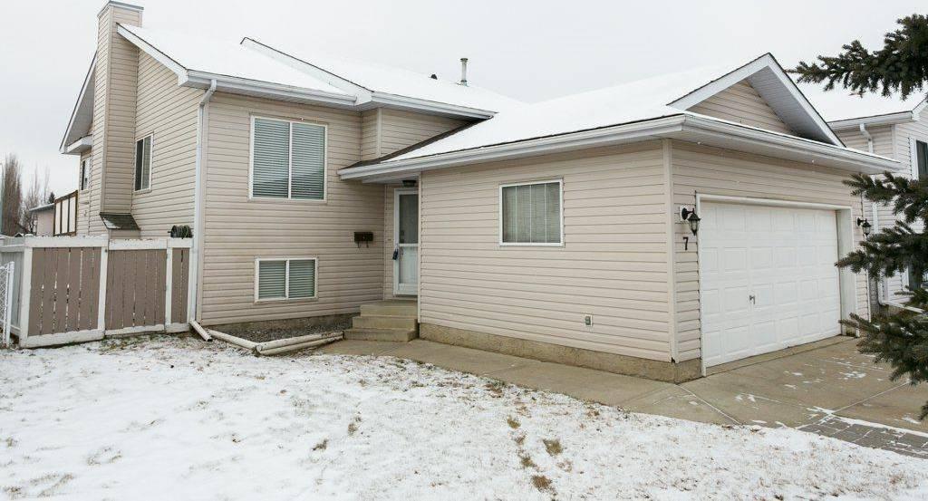 House for sale at 7 Aspenglen Pl Spruce Grove Alberta - MLS: E4185863