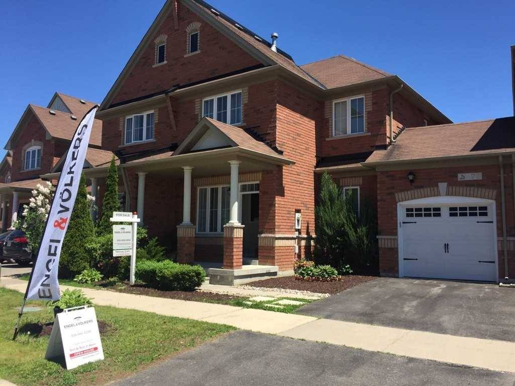Townhouse for sale at 7 Aubergine St Richmond Hill Ontario - MLS: N4489635