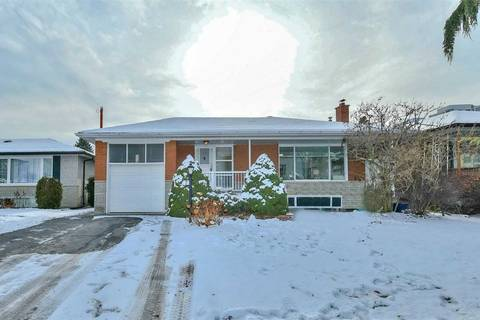 House for sale at 7 Averill Cres Toronto Ontario - MLS: C4663248
