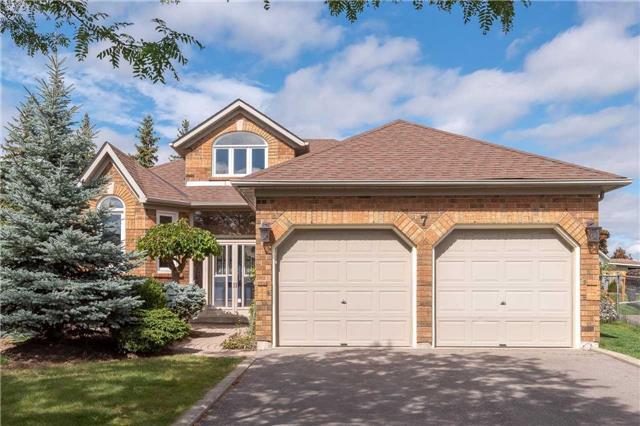 House for sale at 7 Banyan Court Brampton Ontario - MLS: W4280440