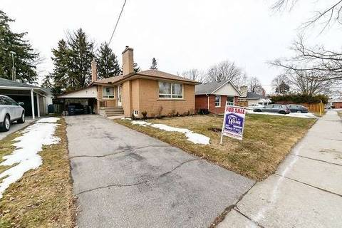 House for sale at 7 Barford Rd Toronto Ontario - MLS: W4703546