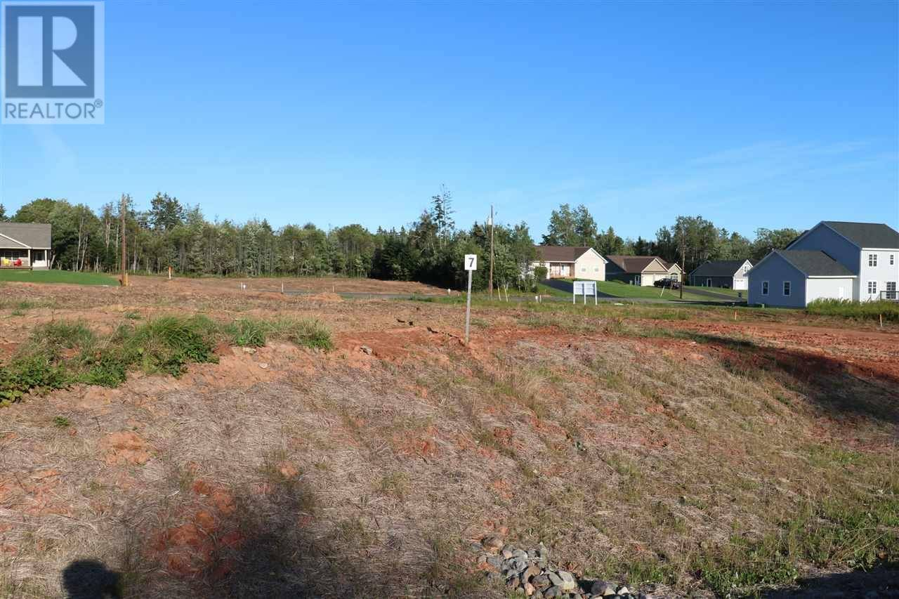 Residential property for sale at 7 Beaumont Ct Valley Nova Scotia - MLS: 201921859