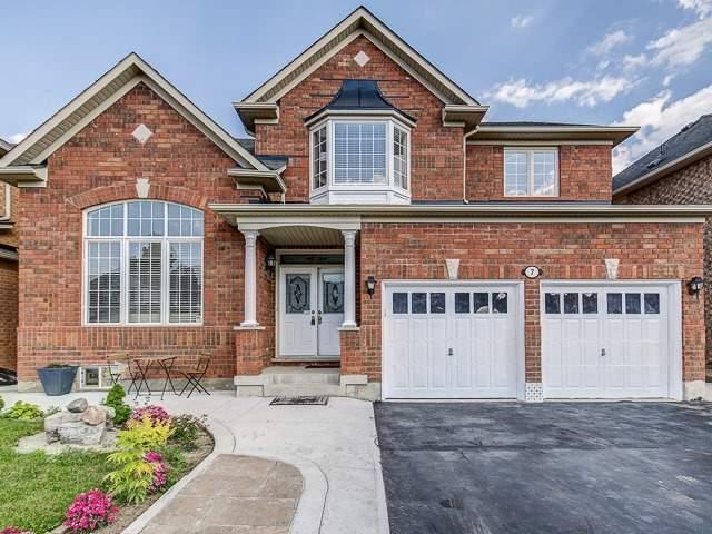 Sold: 7 Bettey Road, Brampton, ON