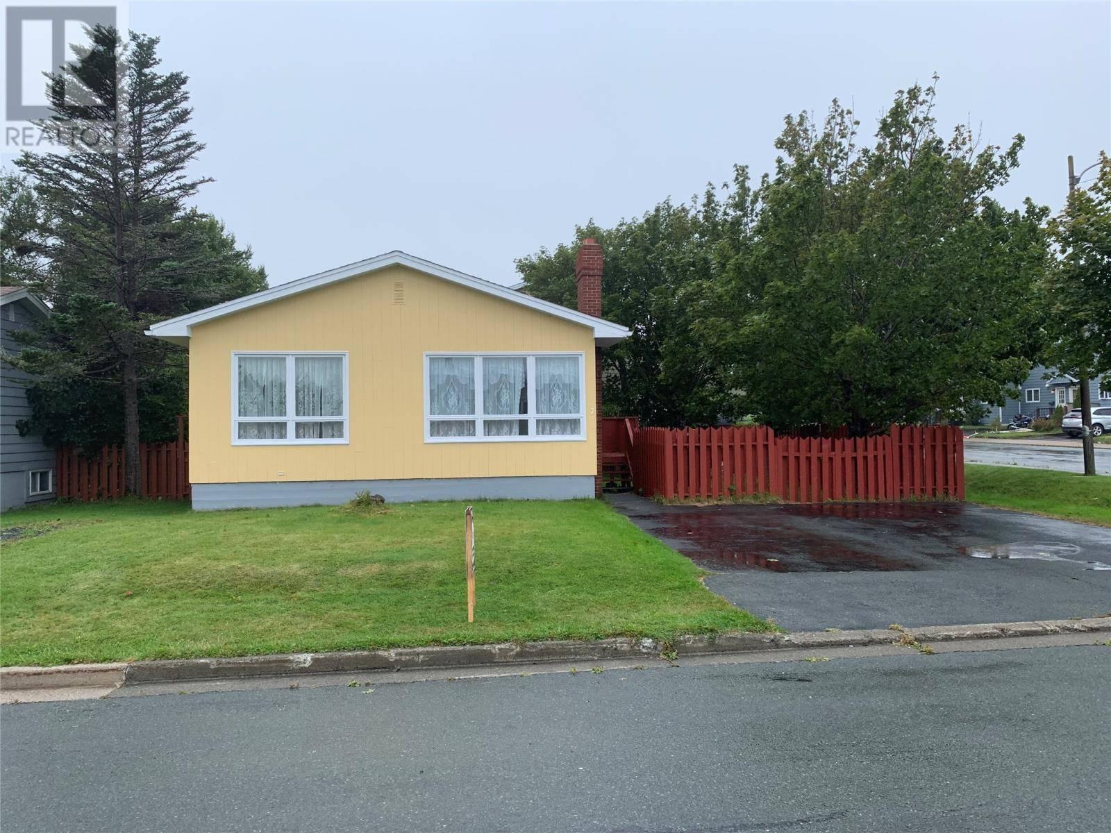 House for sale at 7 Blackwood Pl St. John's Newfoundland - MLS: 1208848