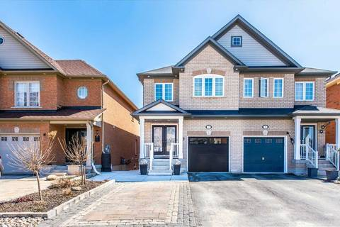 Townhouse for sale at 7 Bolton Camp Wy Caledon Ontario - MLS: W4738726