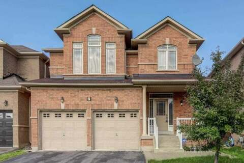 House for sale at 7 Bouvier Gt Brampton Ontario - MLS: W4782940