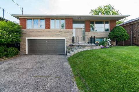 House for sale at 7 Bowerbank Dr Toronto Ontario - MLS: C4562405