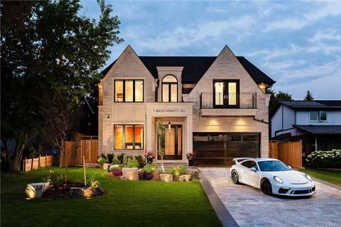 House for sale at 7 Braithwaite Rd Markham Ontario - MLS: N4519882