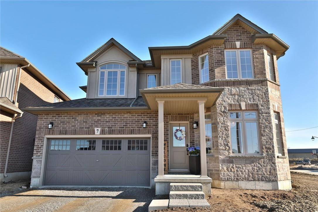 House for sale at 7 Brandon Ln Smithville Ontario - MLS: H4076233