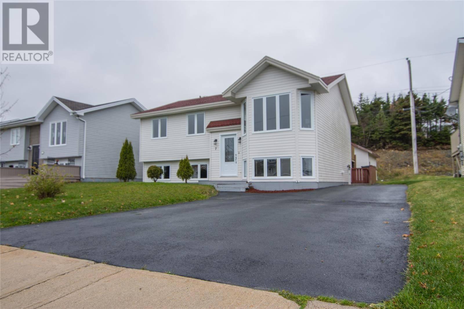 House for sale at 7 Brisbane Ct Paradise Newfoundland - MLS: 1199461