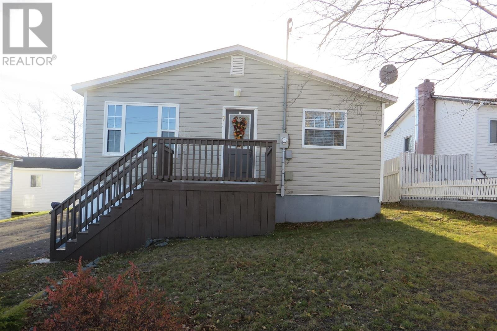 House for sale at 7 Brooks Ave Grand Falls-windsor Newfoundland - MLS: 1223655