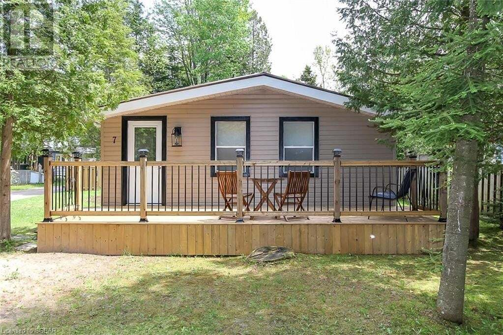 House for sale at 7 Brookside Dr Tiny Ontario - MLS: 262213