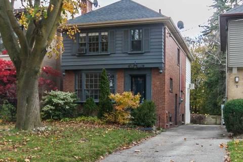 House for rent at 7 Burnham Rd Toronto Ontario - MLS: C4620778