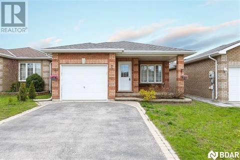 House for sale at 7 Butternut Dr Barrie Ontario - MLS: 30736342