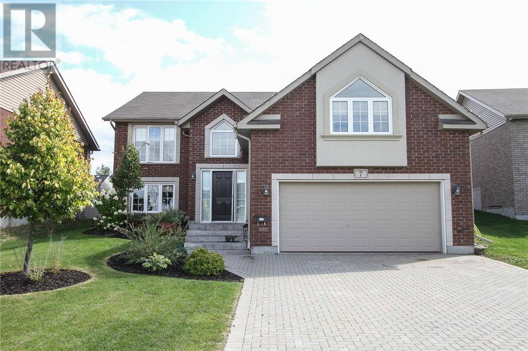 House for sale at 7 Cabernet  Sudbury Ontario - MLS: 2084358