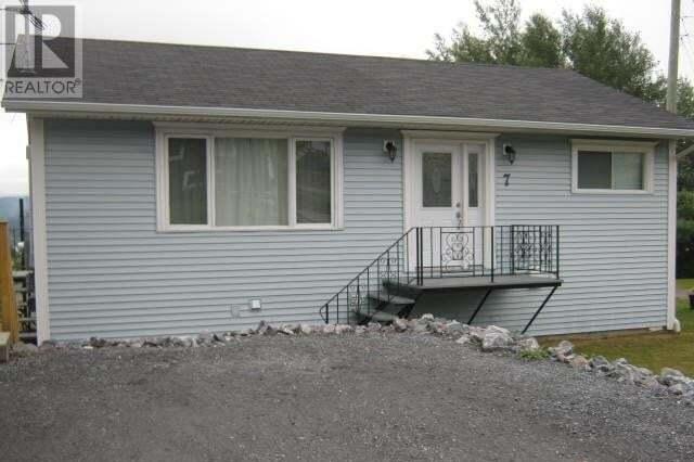 House for sale at 7 Callahans Rd Corner Brook Newfoundland - MLS: 1218422