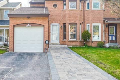 Townhouse for sale at 7 Campania Cres Toronto Ontario - MLS: E4752882